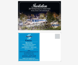 invitation design custom invitation design service