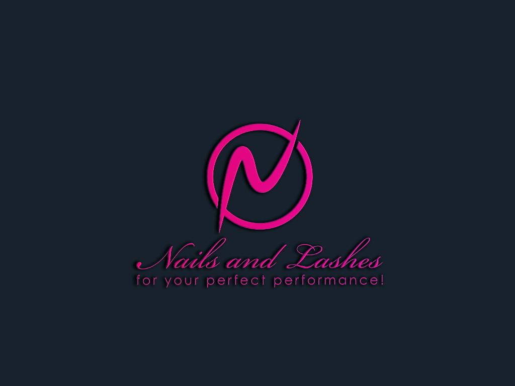 Feminine, Elegant, Beauty Salon Logo Design for Company name: Nails