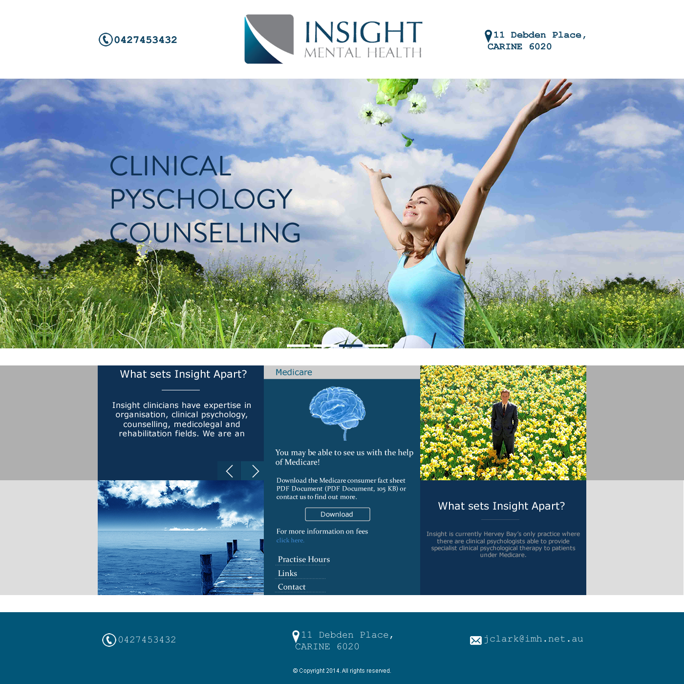 Traditional Professional Mental Health Web Design For A Company By Behriatech Design 2896825