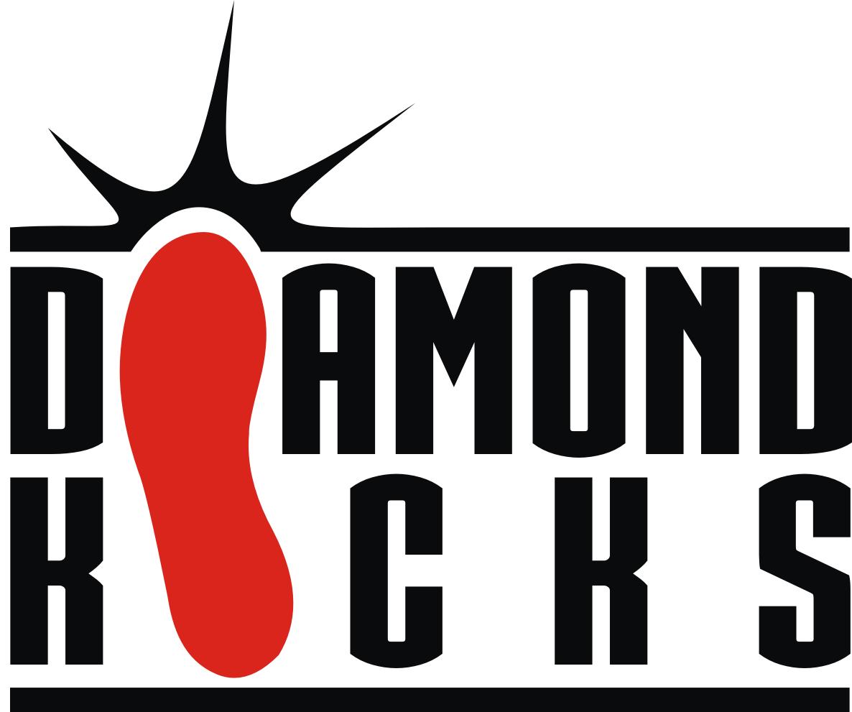 Business Logo Design for Diamond Kicks by Den Bagus  d4ae1271b9