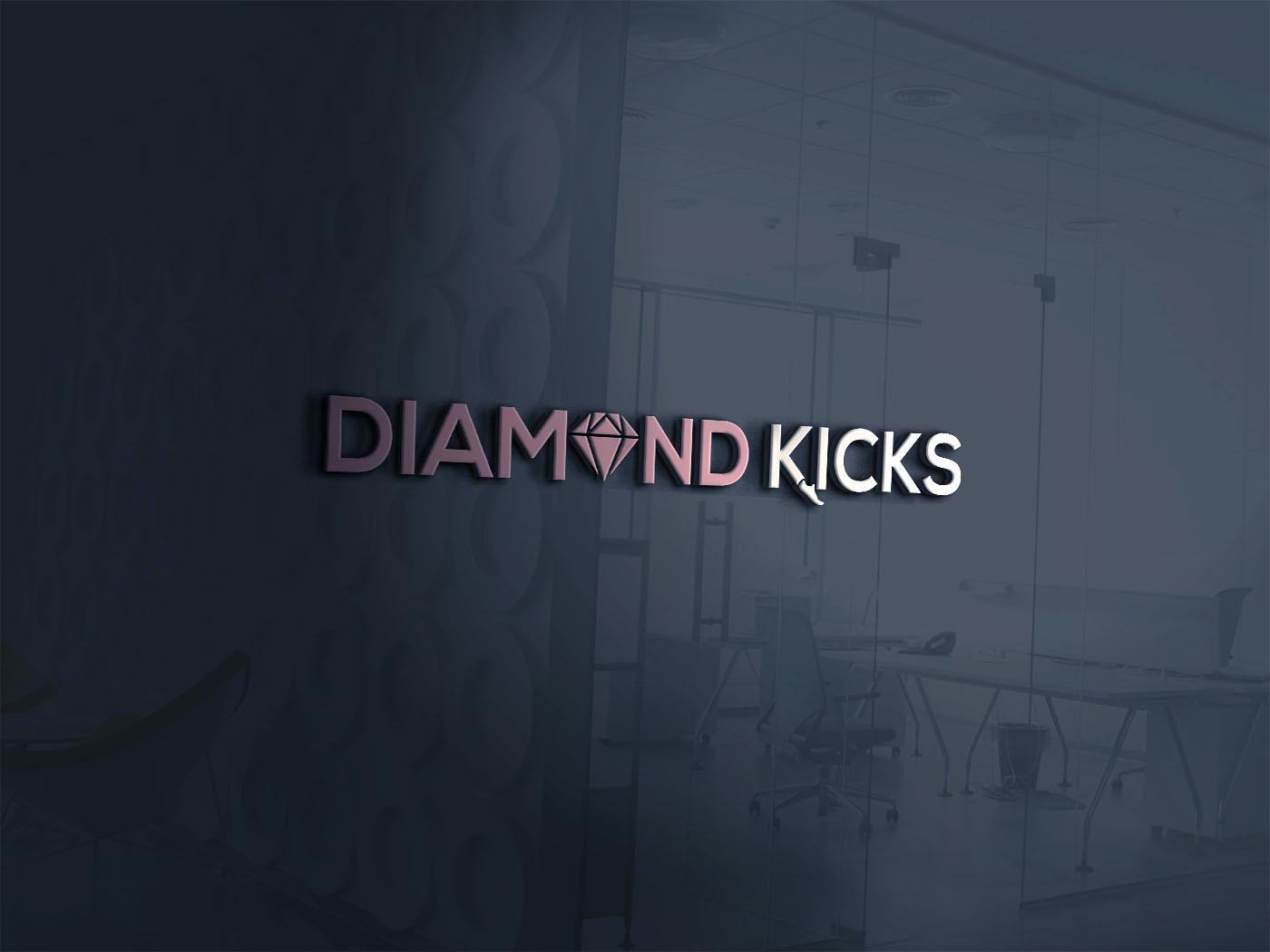Business Logo Design for Diamond Kicks by Jack Rose  70124ce010