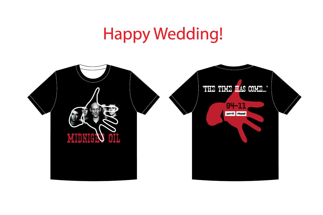 Wedding T Shirt Designs Bcd Tofu House