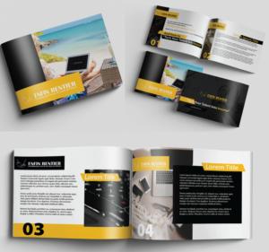 elegant professional flyer design job flyer brief for tony lux a
