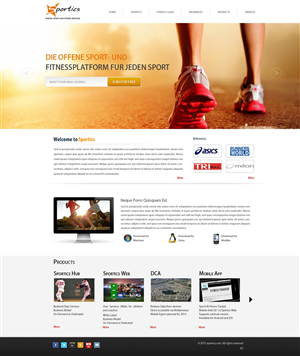 Web Design by pb - IT Company needs Website for new Web and Mobile...