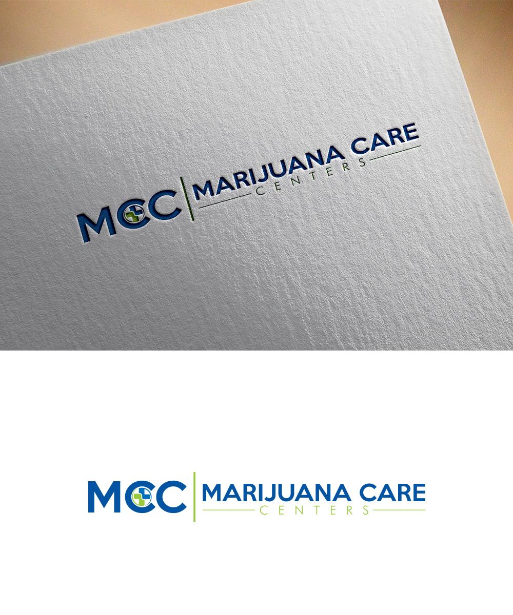 Bold, Serious, Medical Logo Design for MCC Marijuana Care Centers by ...