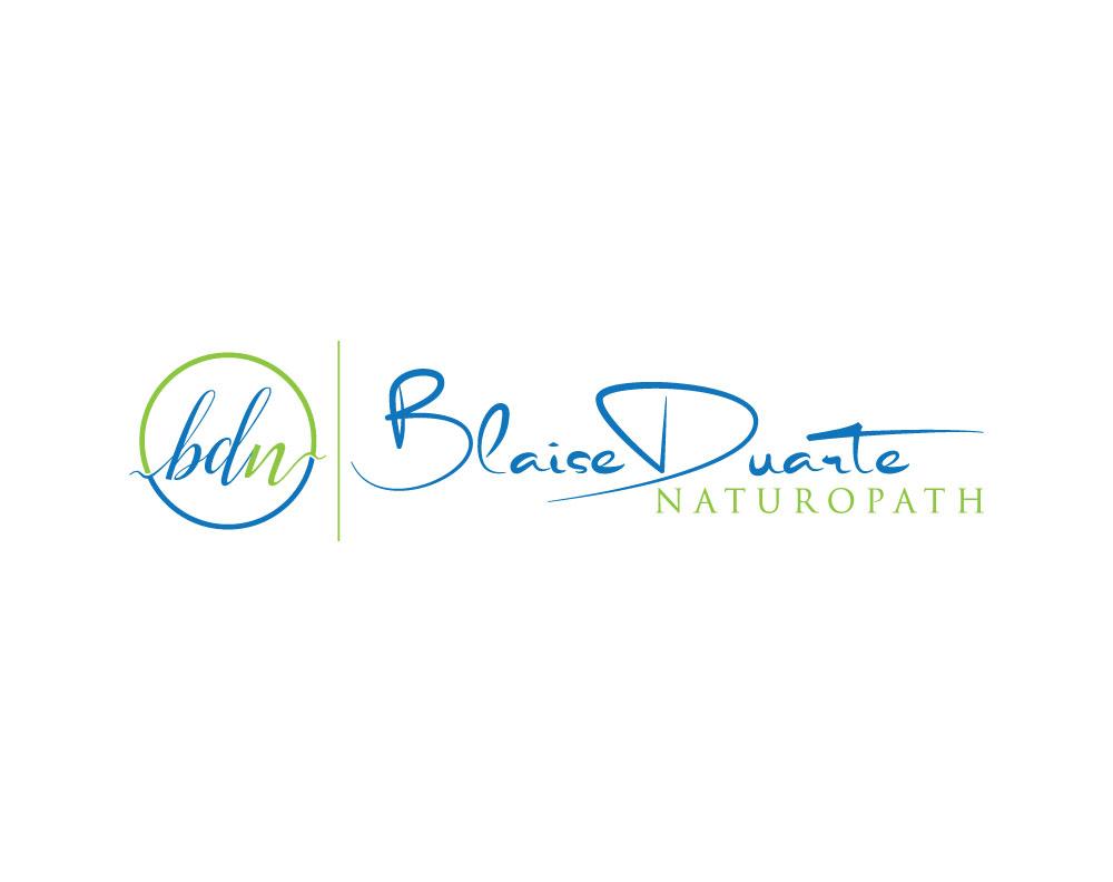 Elegant, Upmarket, Health And Wellness Logo Design for Blaise Duarte