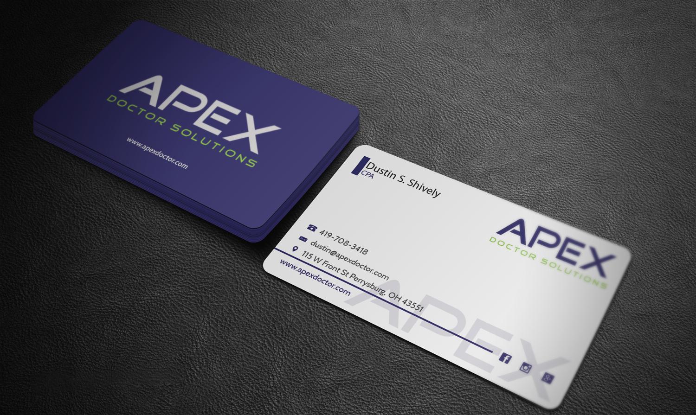 Elegant playful business business card design for usa chemical business card design by riz for usa chemical supply design 15827116 reheart Images
