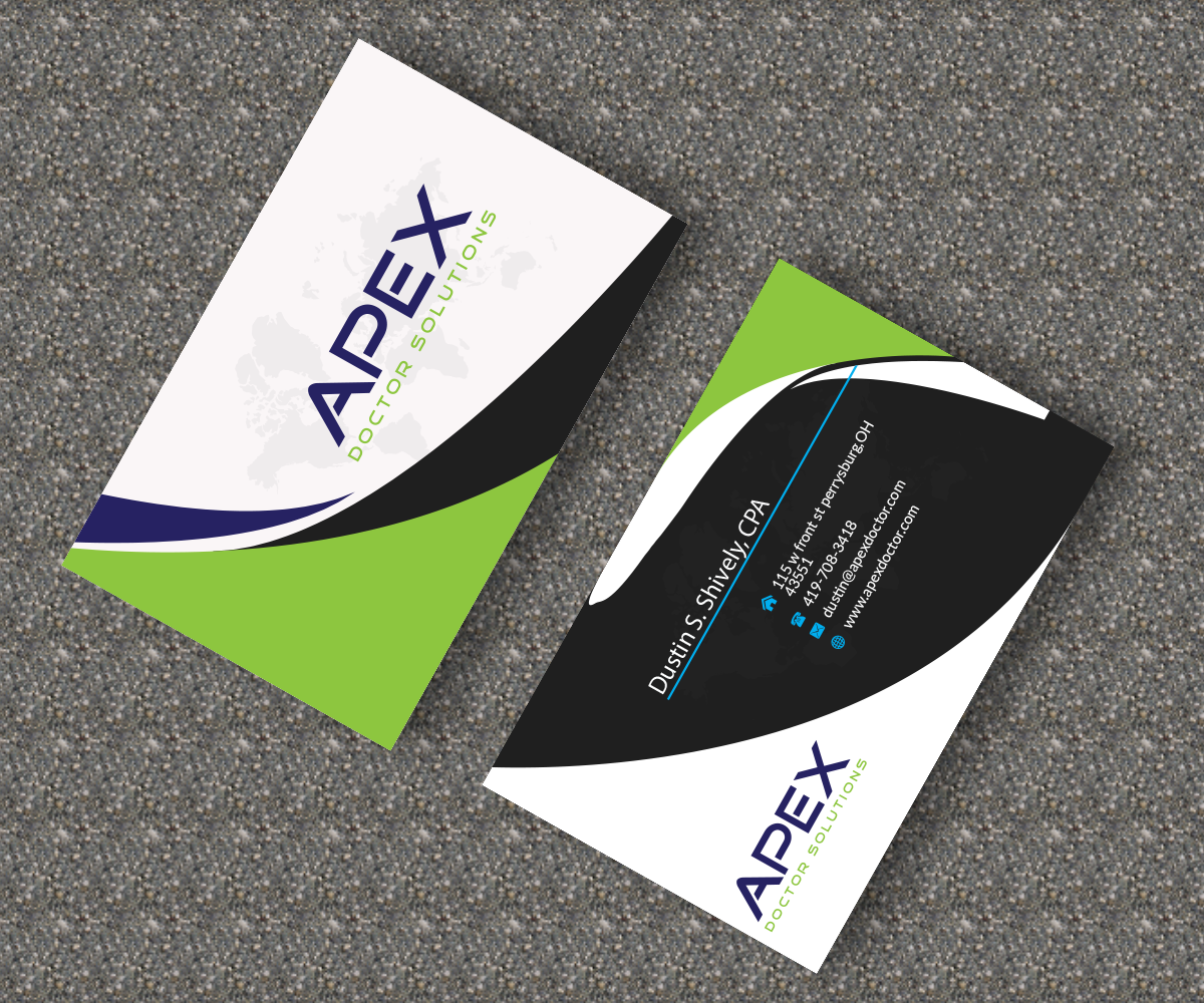 Elegant playful business business card design for usa chemical business card design by george gitau for usa chemical supply design 15825271 reheart Images