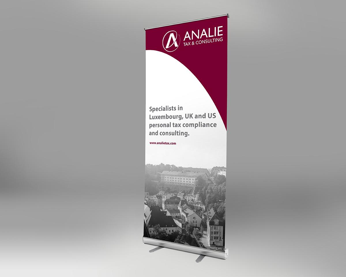 modern professional banner ad design for laura fouldsdub