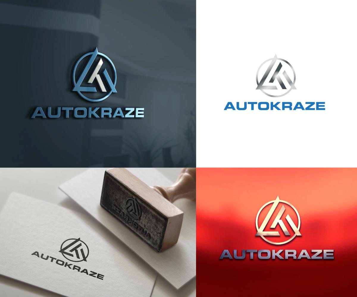 Professional, Serious, Automotive Logo Design for AutoKraze