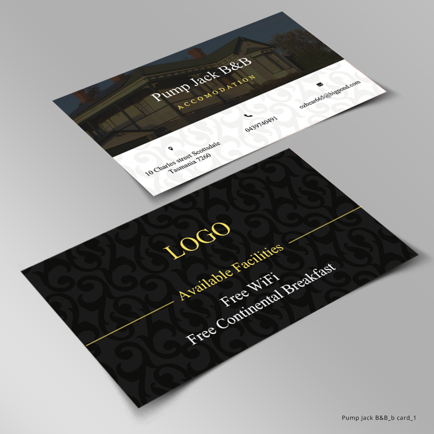 Masculine bold business card design for pump jack bb by business card design by sketchweb for pump jack bb this is my business name magicingreecefo Gallery