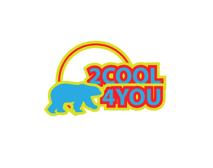 modern bold logo design for 2cool4you by black stallions impressive solutions design 15895269