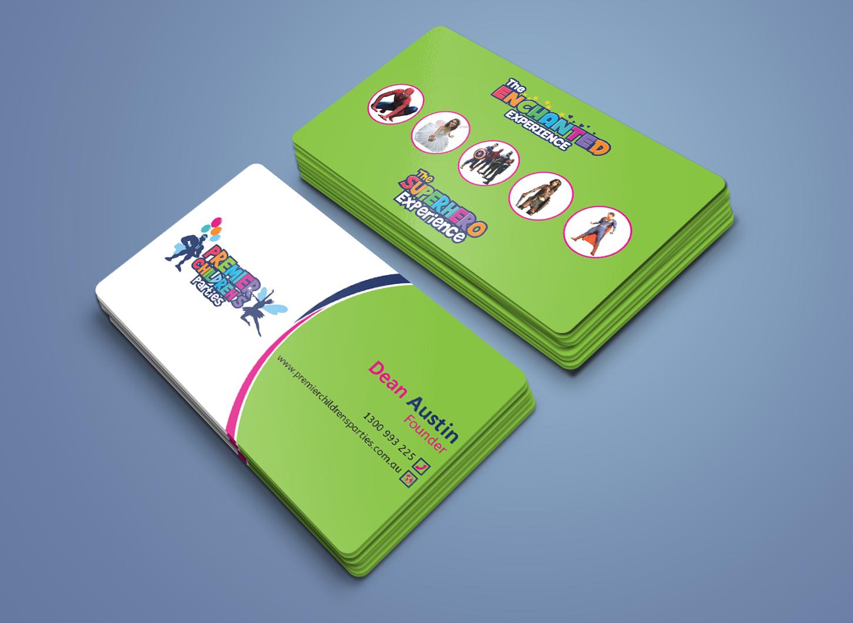 Playful, Modern, Business Business Card Design for Action Reaction ...