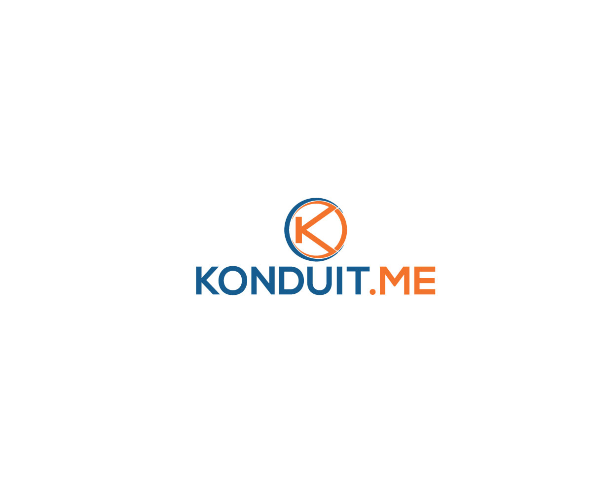 Masculine, Bold, It Company Logo Design for Konduit me by