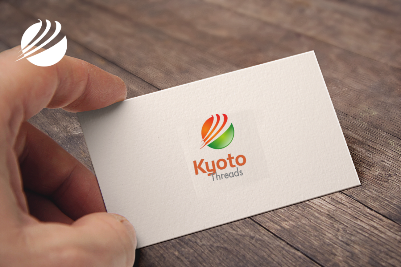 Bold, Playful, It Company Logo Design for Kyoto Threads by Paulsein ...
