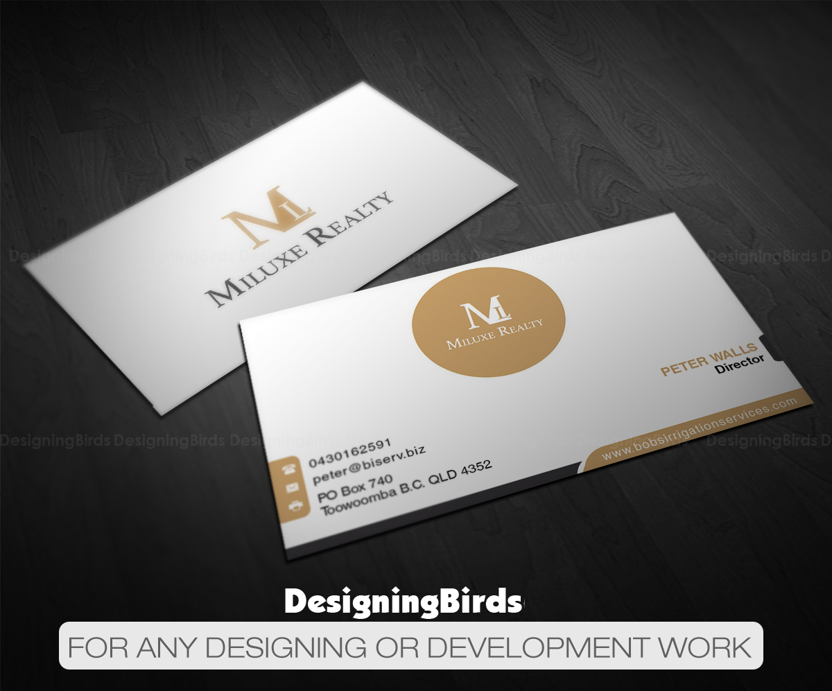 Business card design real estate agent choice image card design business card design for michelle zhang by designing birds design business card design by designing birds reheart Images