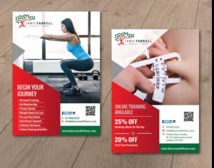 personal training flyer ideas