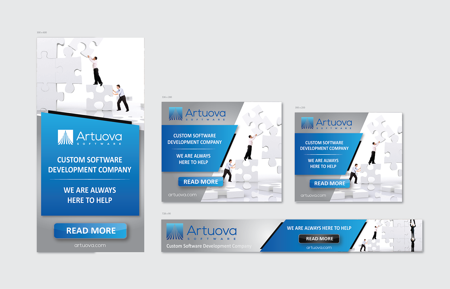 Bold, Playful, Computer Software Banner Ad Design for a ...