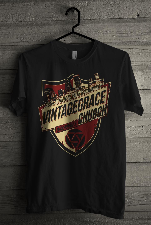 Vintage T Shirt Design Ideas