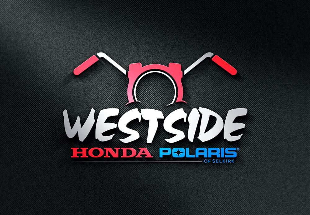 Bold Serious Motorcycle Part Logo Design For Westside Or Westside