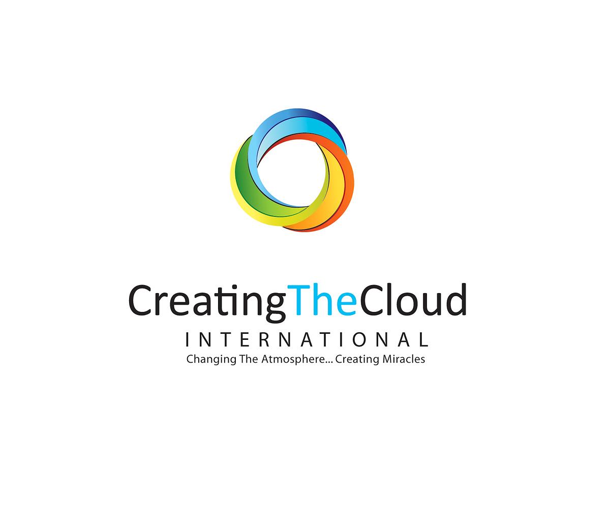 Modern professional it company logo design for creating for International design company
