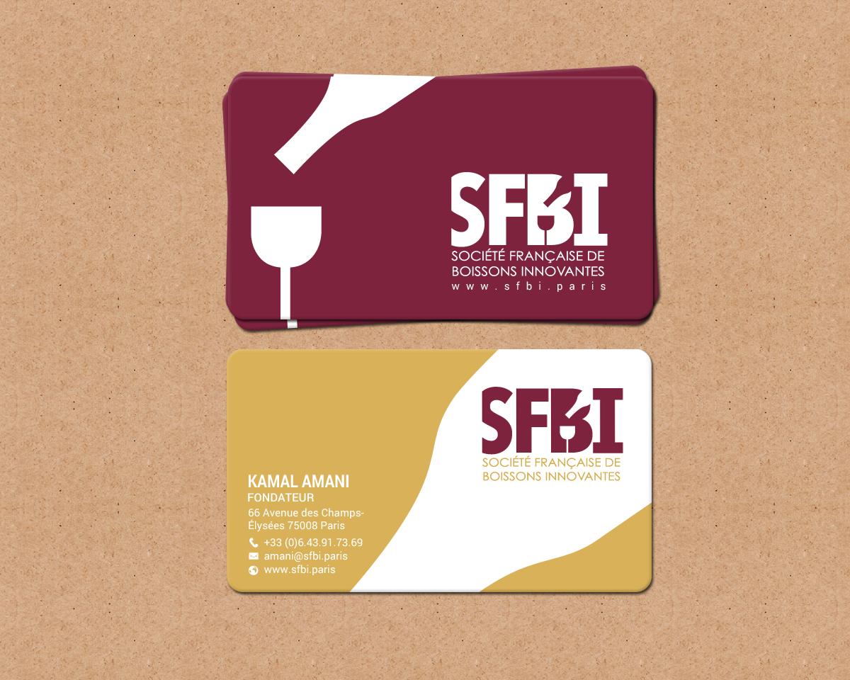 Modern, Masculine Business Card Design for Phyrass Haidar by ...