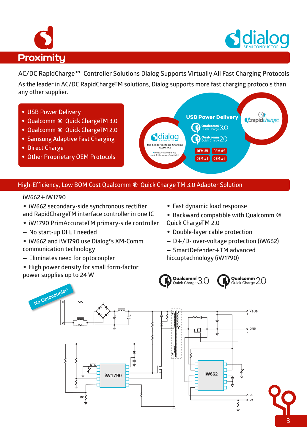 It Company Brochure Design For Dialog Semiconductor By Lllltogo Fast Response Power Supply Protection 15983546