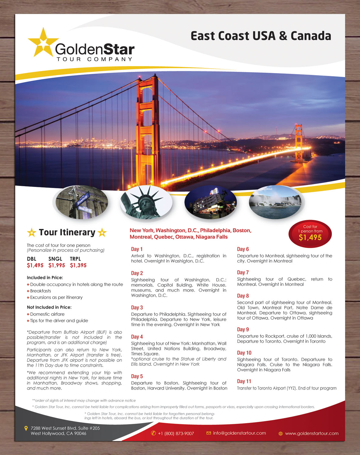 21 Professional Flyer Designs for a business in United States