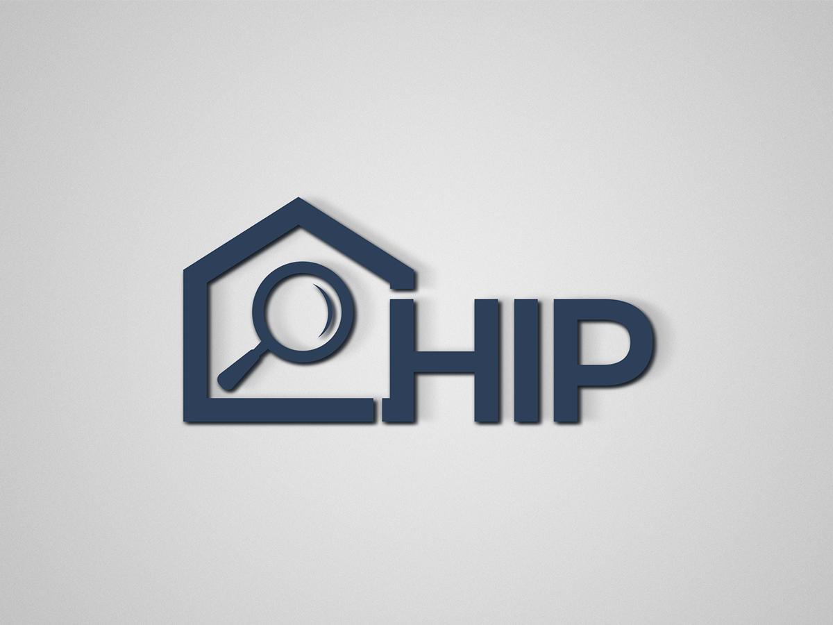 Modern, Masculine, Home Inspection Logo Design for Home Inspector ...