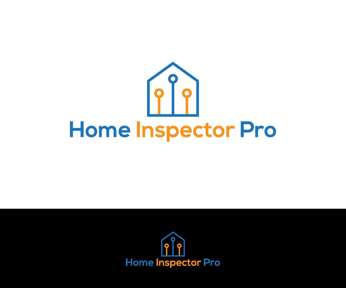 Logo Design By Siri_graphix For Home Inspector Pro   Design #15977045