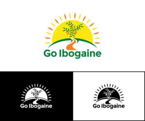 Go Ibogaine | Logo Design by MoonFeather