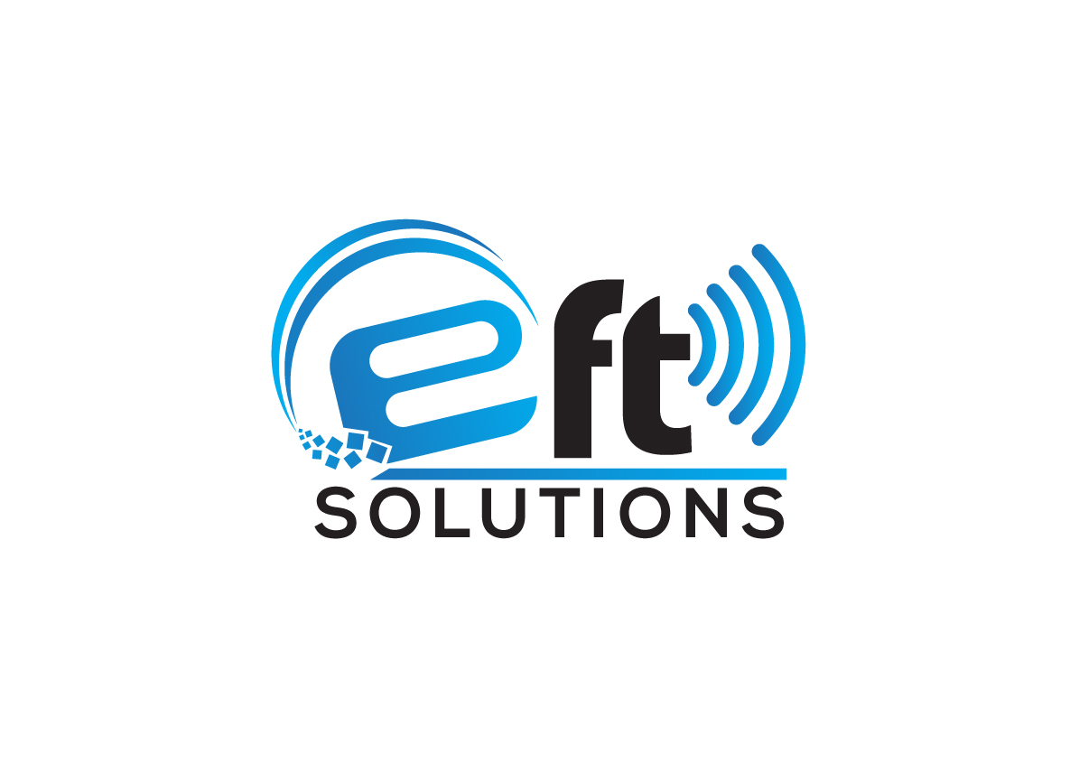 Modern Professional Computer Software Logo Design For Eft Solutions By Creative Bugs Design 15988983