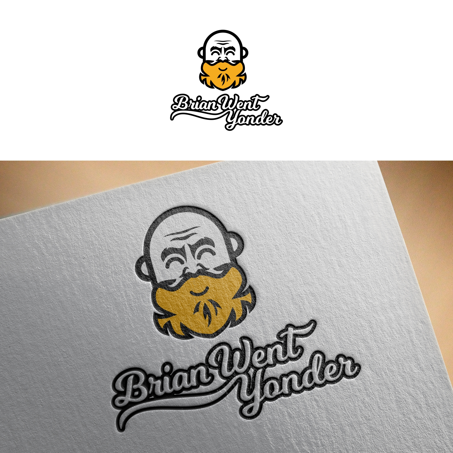 Playful, Masculine, Travel Industry Logo Design for Brian