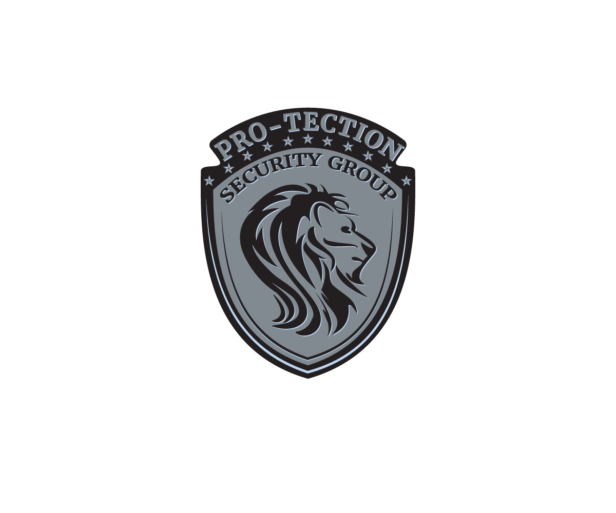 Professional Masculine Security Guard Logo Design For Either The