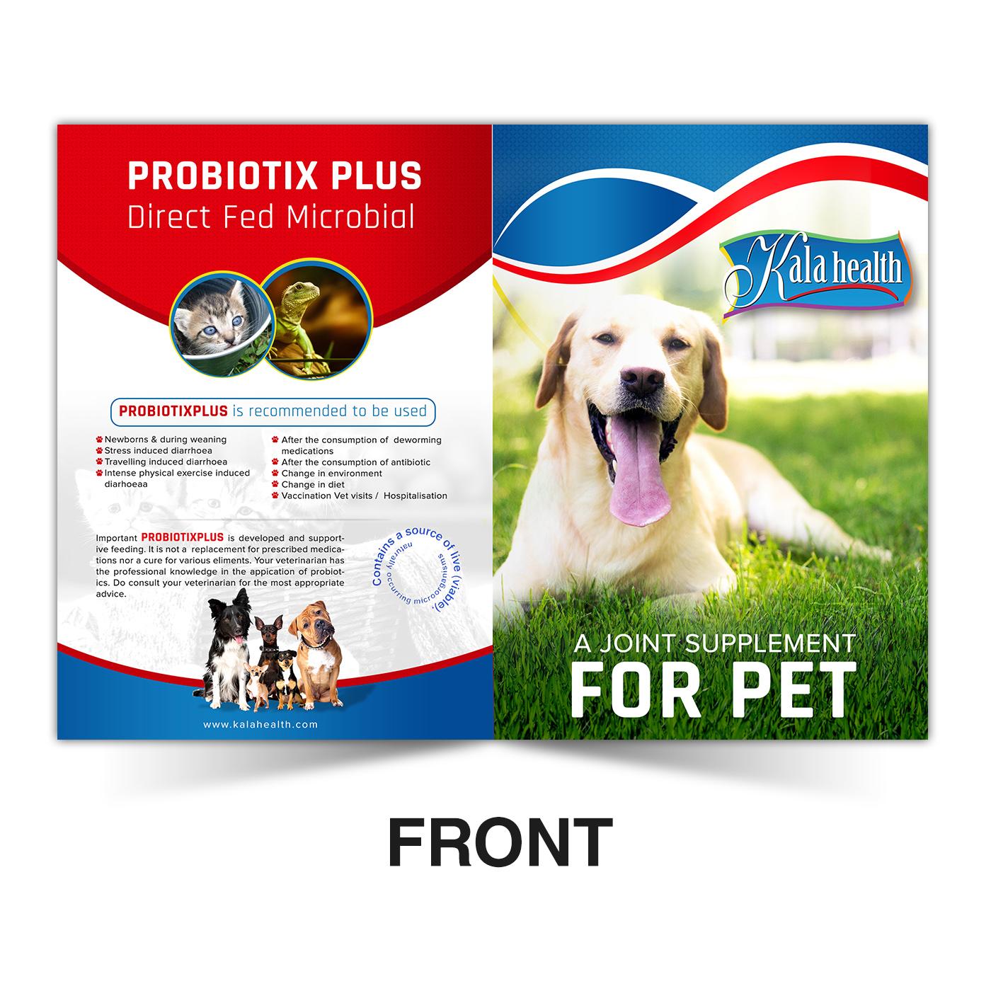 Elegant, Professional, Health Product Brochure Design for