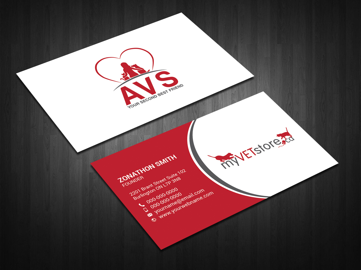 Bold playful veterinary business card design for acumenex bold playful veterinary business card design for acumenex veterinary solutions in canada design 16025886 colourmoves