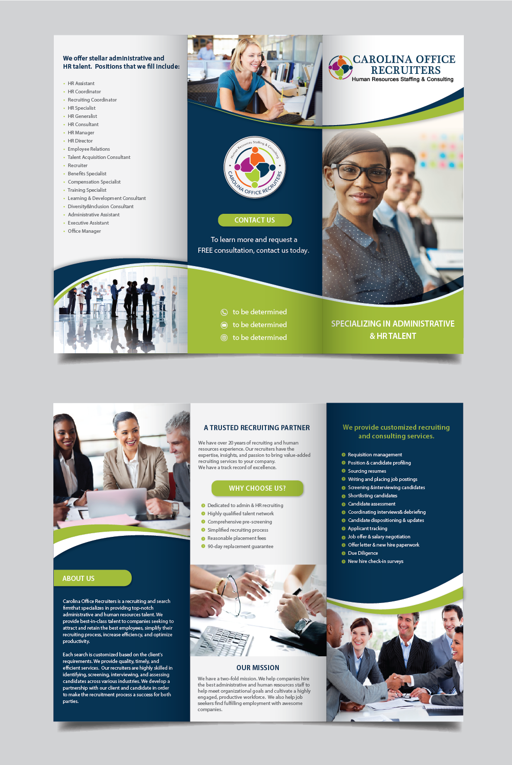 Brochure Design By Alexandar For This Project