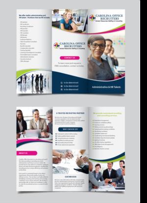 50 serious brochure designs recruitment brochure design project