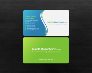 colorful bold business card design job business card brief for