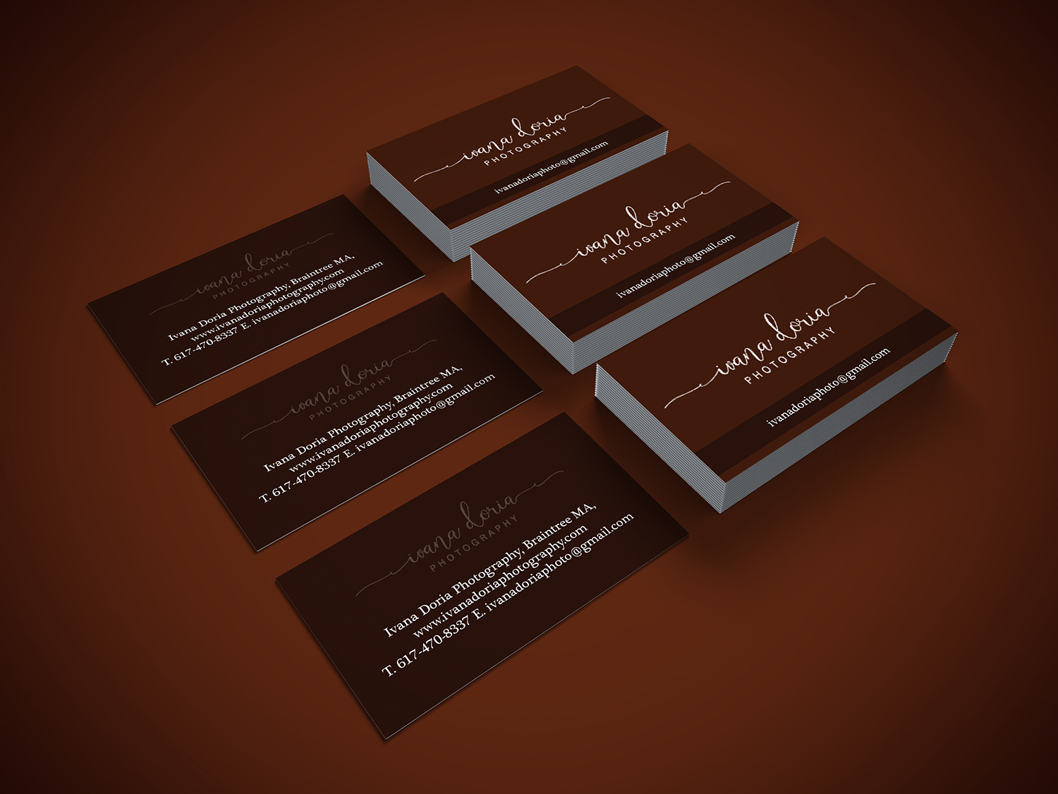 Elegant, Traditional, Photographer Business Card Design for a ...