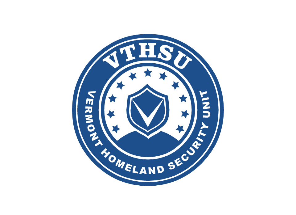 Elegant Serious Security Logo Design For Vermont Homeland Security