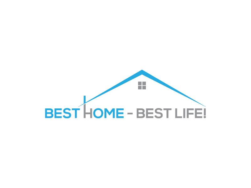Remarkable Modern Bold House Logo Design For Best Home Best Life Home Interior And Landscaping Pimpapssignezvosmurscom