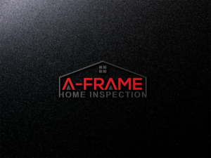 Home Inspection Logo Design By ;)