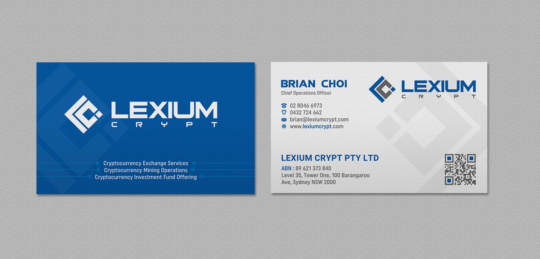 Bold modern business card design for essen capital group by bold modern business card design for company in australia design 16161507 reheart Choice Image