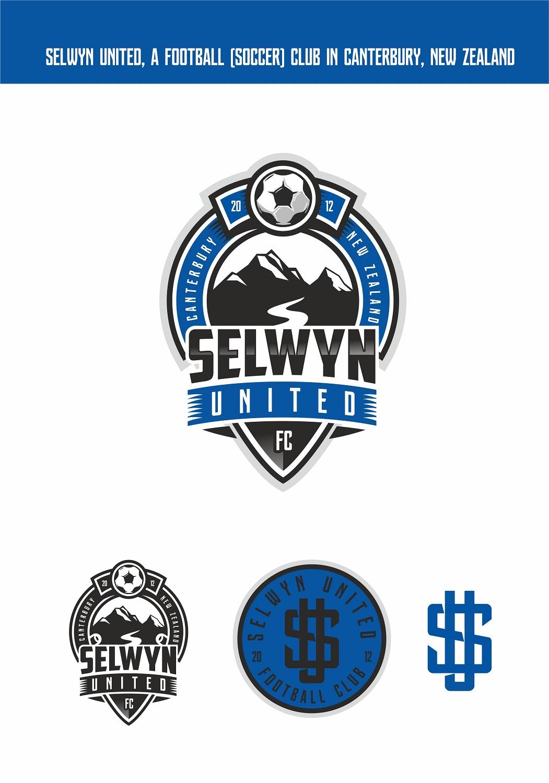Professional Serious Club Logo Design For Selwyn United Fc By Roman Free Design 16161245