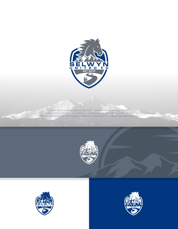 Logo Design for a Selwyn United Football Club by DZAKIYYAH