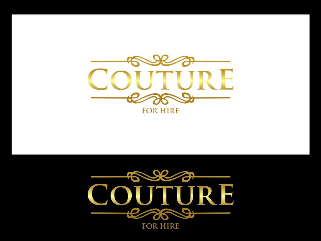 Couture for hire : Logo Design Contest : Brief #29401
