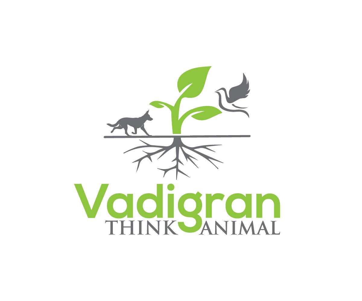 Elegant feminine pet logo design for vadigran in belgium design 16221184