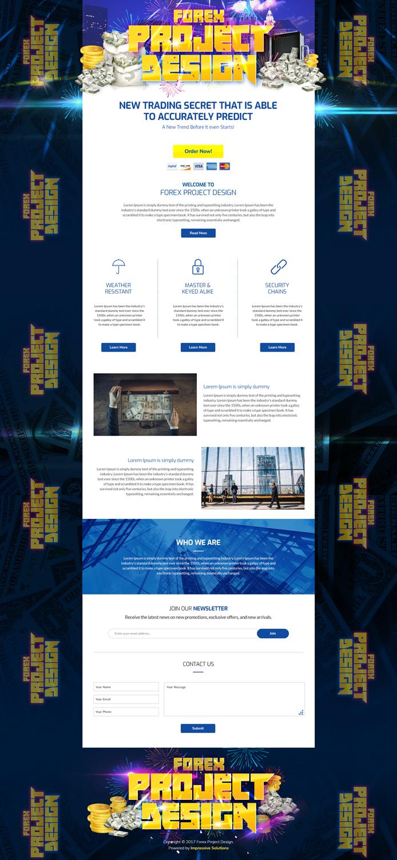 Professional masculine web design for karl dittmann by for Masculine web design