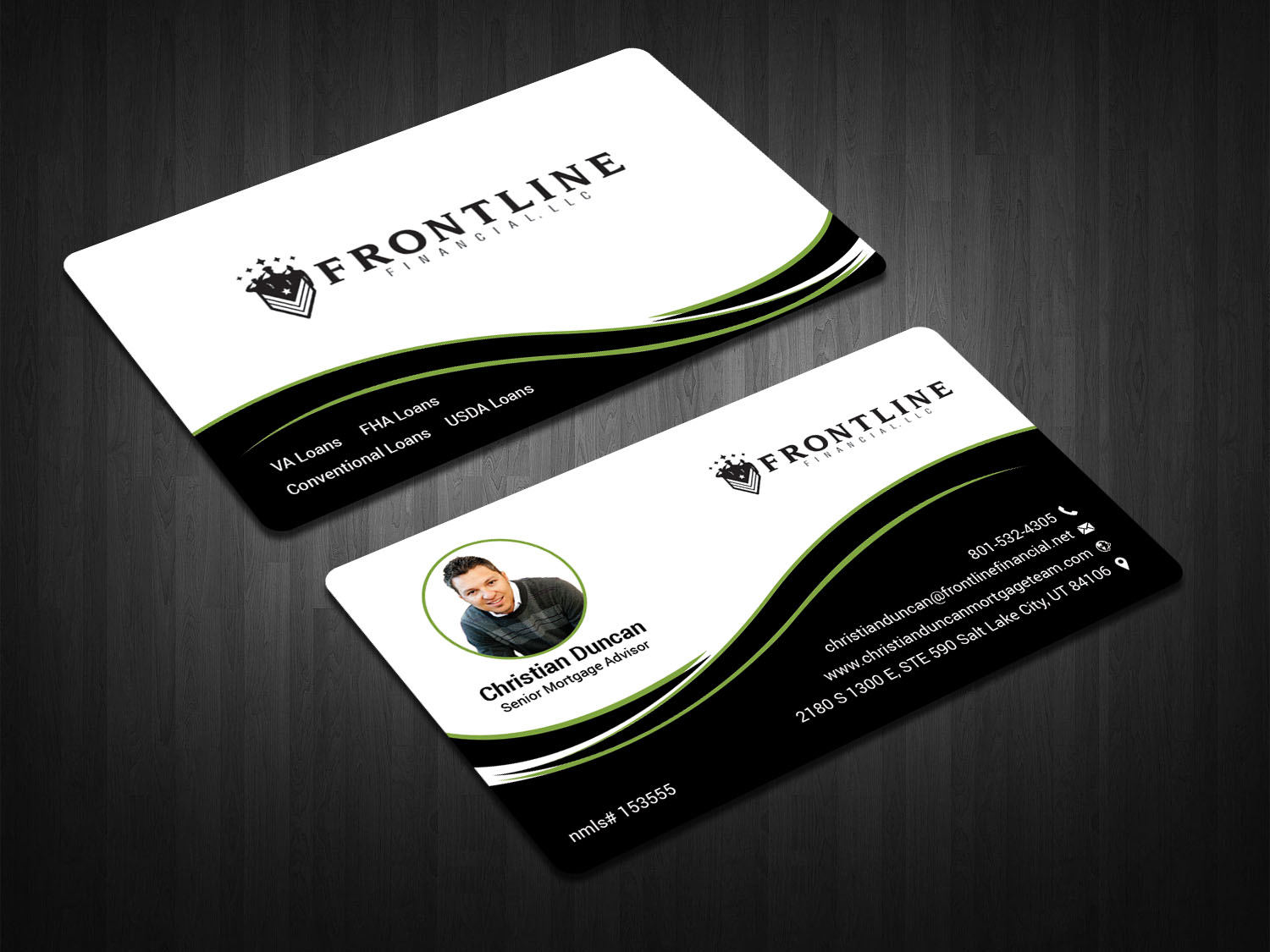 113 Bold Business Card Designs | Mortgage Business Card Design ...